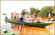 Amazon River Canoe Trips